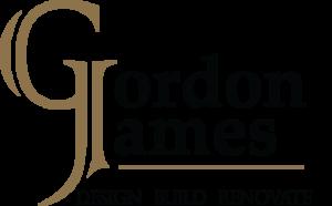Gordon James Construction logo